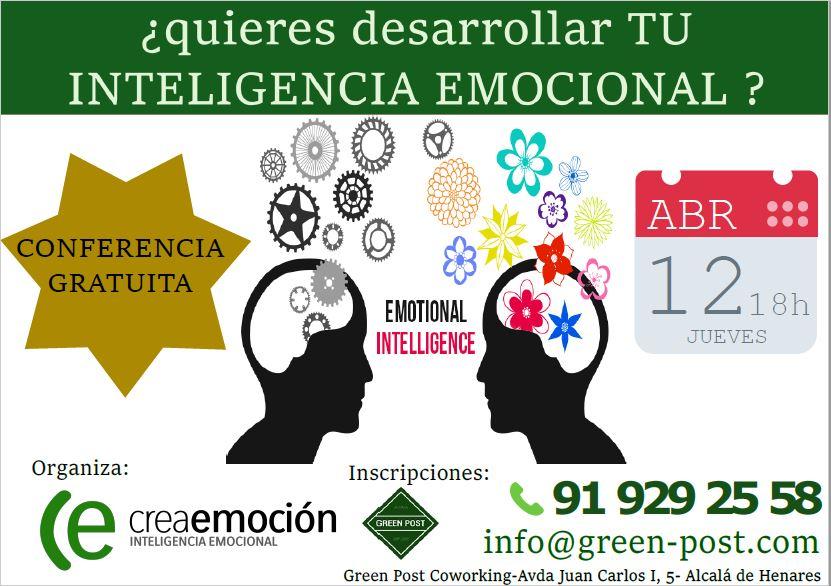 ¿Quieres desarrollar tu Inteligencia Emocional?