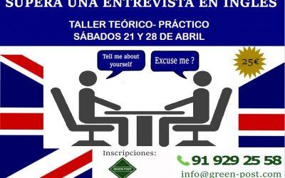 Supera una entrevista en Inglés