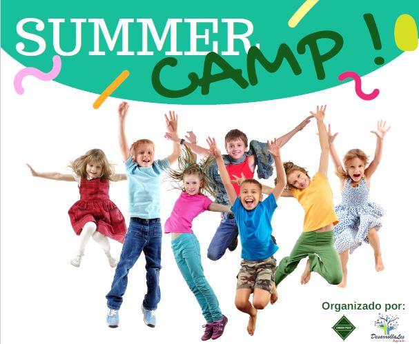 summer camp en Alcala de Henares