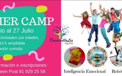 Summer camp en Alcalá de Henares